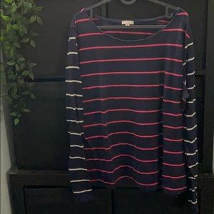 Striped Long Sleeve